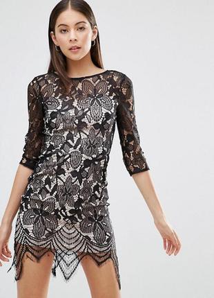 Ліквідація товару до 10 грудня 2018 !!!  кружевное платье parisian1