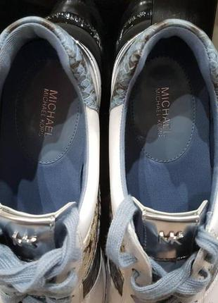 Продам нереально крутые кроссовки michael kors!оригинал с сша4
