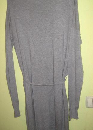 Актуальное брендовое платье из вискозы размер 14-162