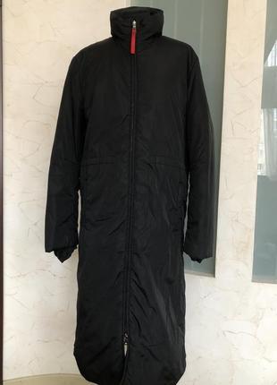 Осенне-зимнее пальто prada оригинал1
