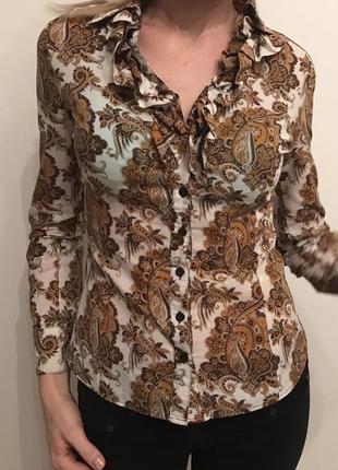 Шикарна блуза2