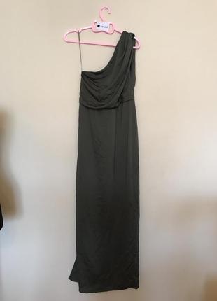 Вечернее платье с вырезом asos3