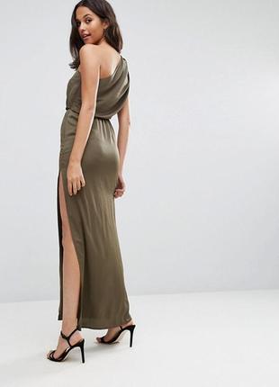 Вечернее платье с вырезом asos2