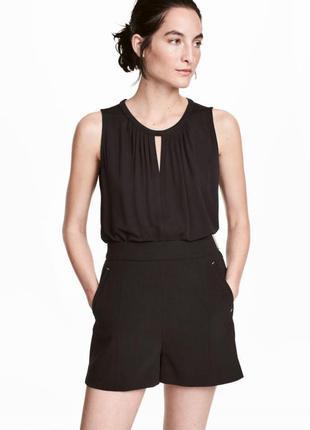 Креповая блуза h&m 5115611