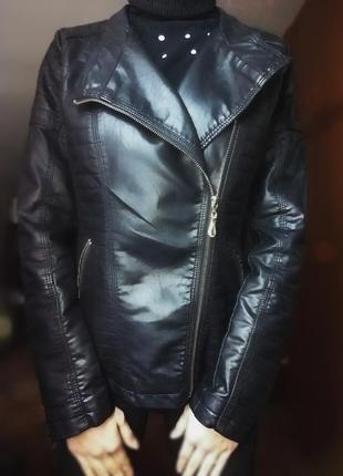 Кожаная курточка1