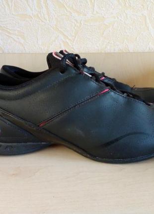 Кожаные кроссовки nike5