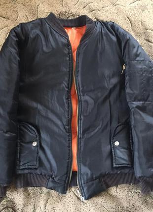 Бомбер , куртка1