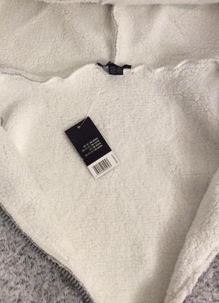 Тёплая кофта на меху teddyfleece р.48/503