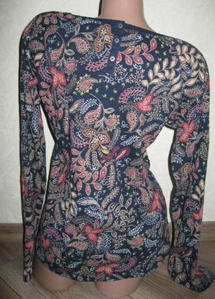 Базовая хлопковая блузка fat face4