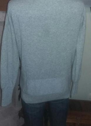 Длинный кашемировый свитерок jaeger s2