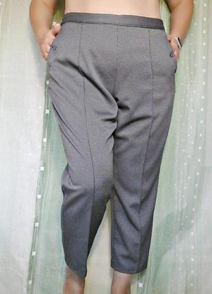 Удобная модель брюк, на резинке, на невысокий рост2