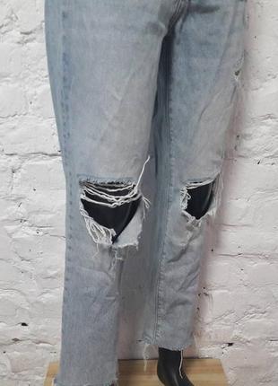Очень классные джинсы h&m,бойфренды 27/28, м4