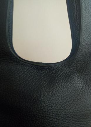 Сумка из натуральной кожи groom3