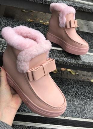 •зимние ботиночки2