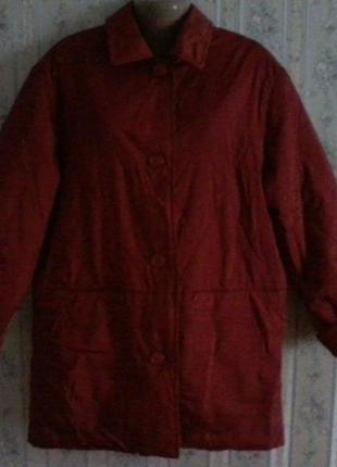 Куртка на синтепоне, разм. 48-521