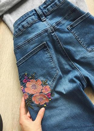 Трендовые джинсы tu3