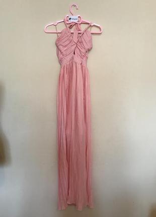 Платье макси с вырезом true decadence petite3