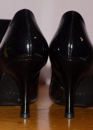 Кожаная фирменная женская обувь о т hogl 36-36.5 р- новая3