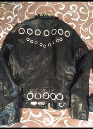 Куртка косуха .500грн.4