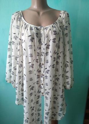 Шифонова рубашка2