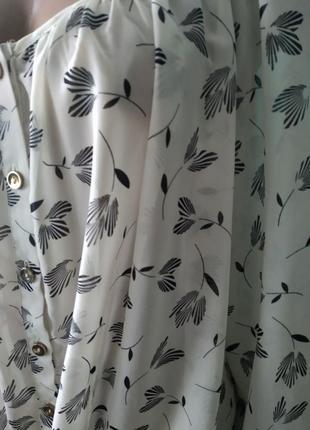 Шифонова рубашка3