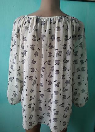 Шифонова рубашка4