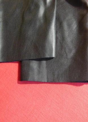 Стильные брючки из эко-кожи от esmara коллекция хайди клум, германия5