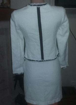 Пиджак в стиле шанель шведской фирмы а2