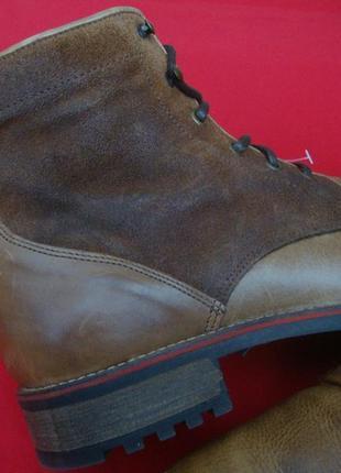 Зимние ботинки новые 28см.2