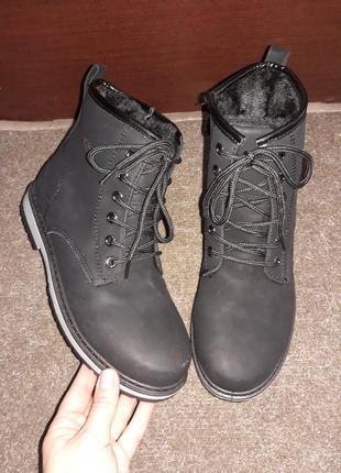 Зимние ботинки,все размеры в наличии1