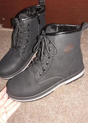 Зимние ботинки,все размеры в наличии3