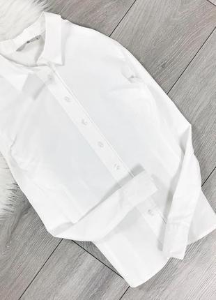 Белая рубашка tu