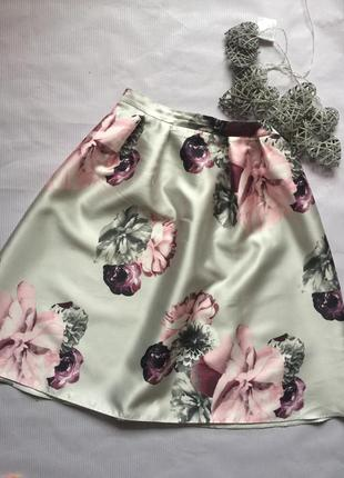 Крутая пышная юбка luxe1