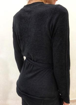 Модный свитерок от h&m на запах3