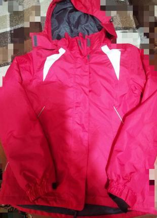 Лыжная термо куртка1