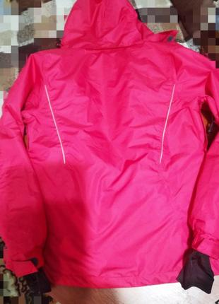 Лыжная термо куртка2
