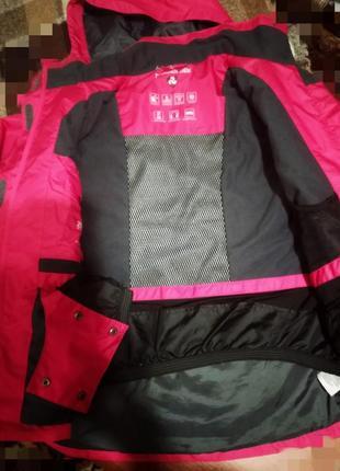 Лыжная термо куртка3