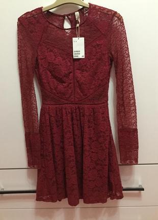 Очень красивое платье h&m4