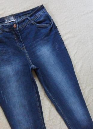 Стильные джинсы скинни cecil, 16 размер.2