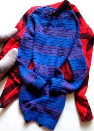 Платье-свитер2