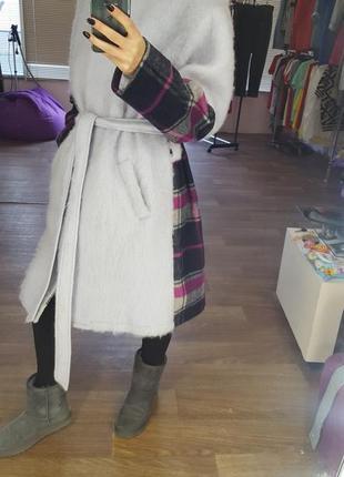 Шерстяное пальто almost famous1