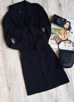 Плаття чорного кольору від h&m🖤🖤🖤