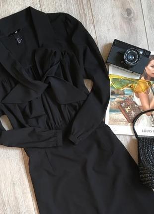 Плаття чорного кольору від h&m🖤🖤🖤2