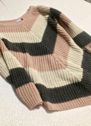 Нереальный свитер в пастельных цветах1