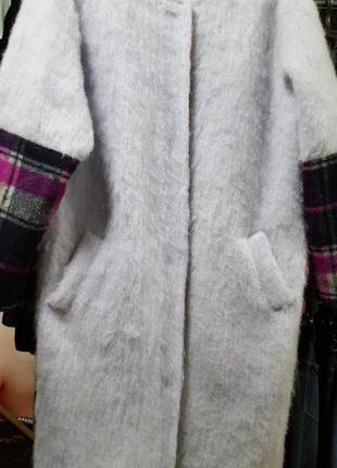 Шерстяное пальто almost famous5