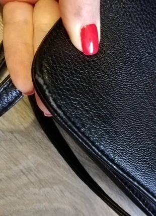 Кожаная сумочка5