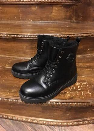 Самые трендовые ботинки, сапоги, зима1