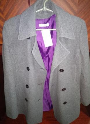 Пальто стильное!3