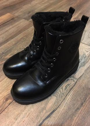 Самые трендовые ботинки, сапоги, зима2