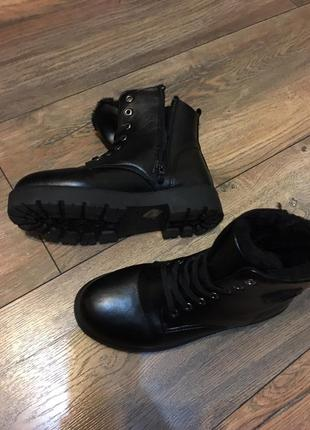 Самые трендовые ботинки, сапоги, зима3